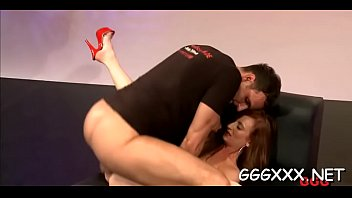 socks licking male Horny chicks are engulfing wang simultaneously