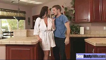 lust watch fucked kendra while husband Sexy granny strips before fucking