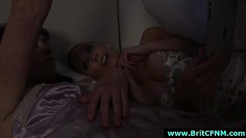 cfnm force guy creampie to Milf teaching young couple