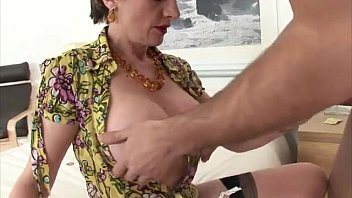 mature over 40 vibrator hairy Aunt in low fucks her naphu