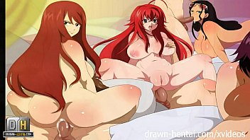 tail hentai laxus fairy Russian mature orgy