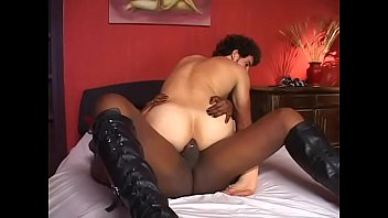 4some bed on a bisexual Carmella bing black