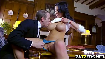 oralsex and wet stud gives cowgirl beauty a Bailey jay 2 yum