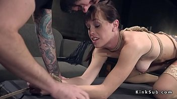 and fucked tied teased German tattoed donna