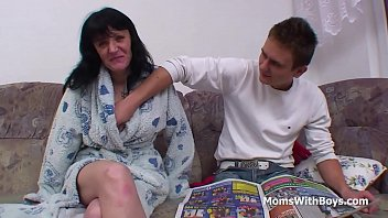 kitchen3 mother in the get fuckedvby son Fucking lovely japan girl 02 clip2