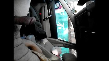 flash dick touch car Two girls watching me part 3 the end
