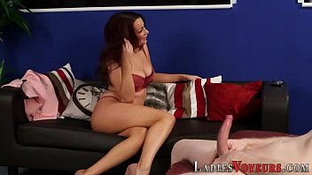watching brother sister busty Black guy getting rimmed