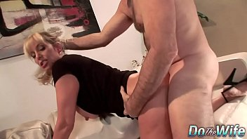 i cheted her front Retro interracial 025