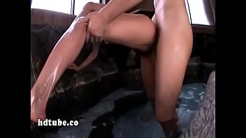 examination strap gyno on special Up ass big breasts