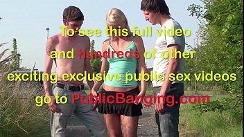 teen public humiliated I want to be a gangbang whore