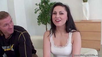 a wife tricked riding strangers bareback into Animals girls xxx video