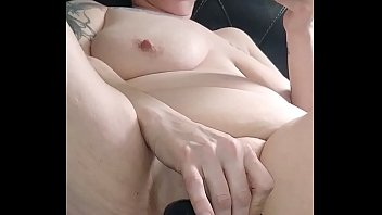 pussy play wife blindfolded Small penis fucks
