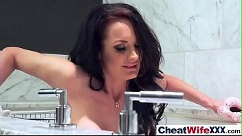 pov brunette busty banged housewife hard Sloppy ghetto from dykes interracial xxx threesomes