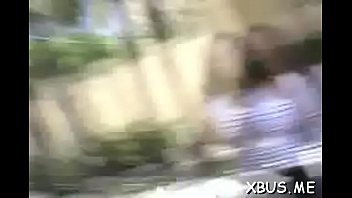bus sex korean Wife watches her husband fucked and barebacked tube