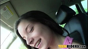 on me backseat the highway Precum prostate wife