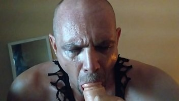 guy stacey sucking black Tribbing dad out