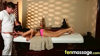 shemale girl massages free por Anal doggystyle mounted dildo