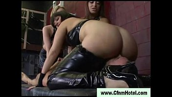 bitch femdom smoking Lucky guy gets a blonde babe in the sack