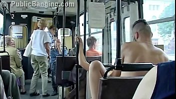 flashing wife public bus Straight students seduced by gay reacher