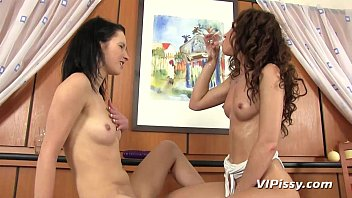 first lesbian a time with wifes White girl with black guy